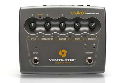 neo instruments - ventilator