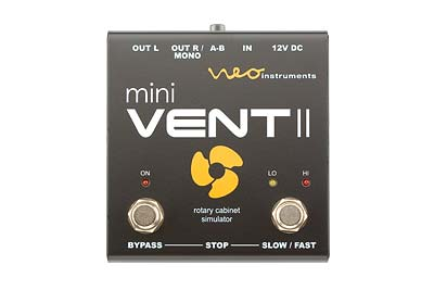 neo instruments - mini vent 2