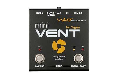 neo instruments - mini vent for organ