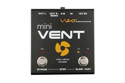 neo instruments - mini vent